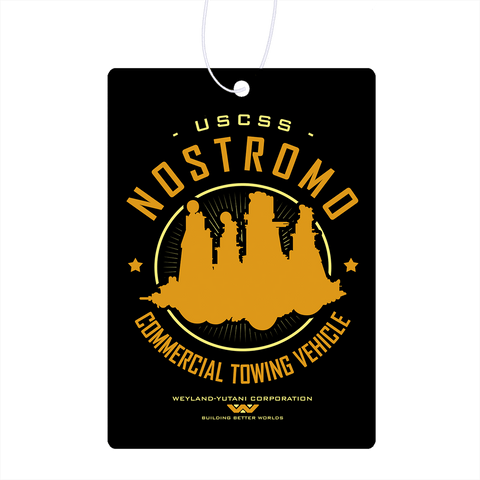 Nostromo Starfreighter Air Freshener