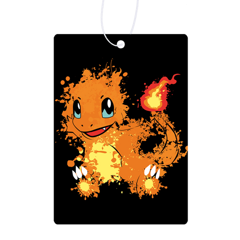 Poke Fire Air Freshener