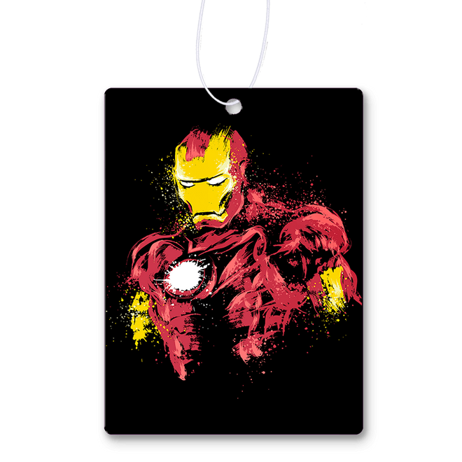 Iron Man Air Fresheners