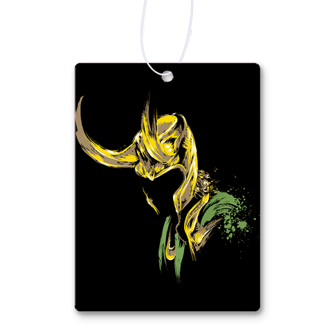 Prince Of Mischief Air Freshener