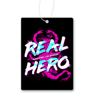 Real Hero Air Freshener