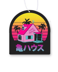 Retro Kame House Air Freshener