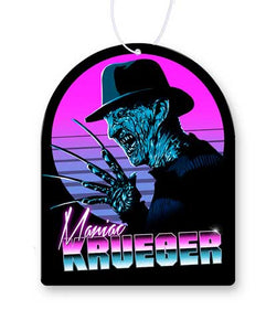 Retro Krueger Air Freshener