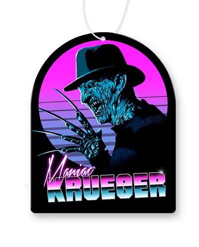 Nightmare on Elm Street Air Fresheners