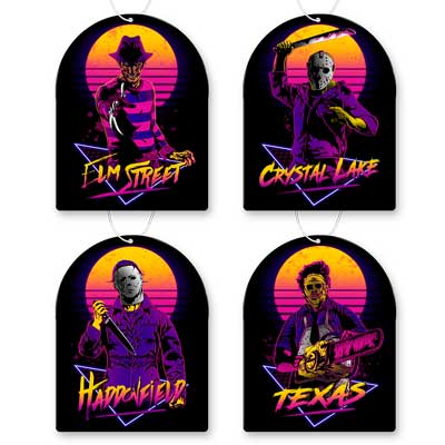 Texas Chain Saw Massacre Air Fresheners