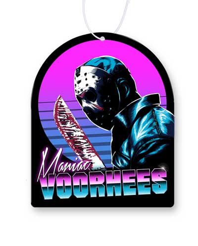 Friday the 13th Air Fresheners