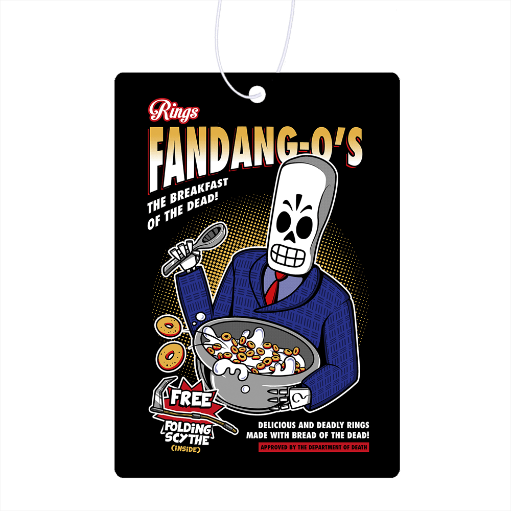Ring's Fandangos Air Freshener
