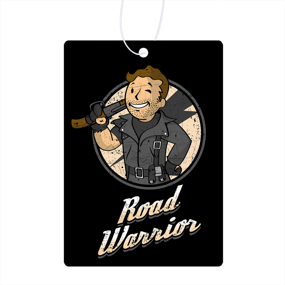 Road Warrior Air Freshener