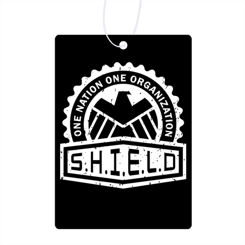 Shield Crest Air Freshener
