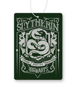 Slytherin Vintage Wizardry Air Freshener
