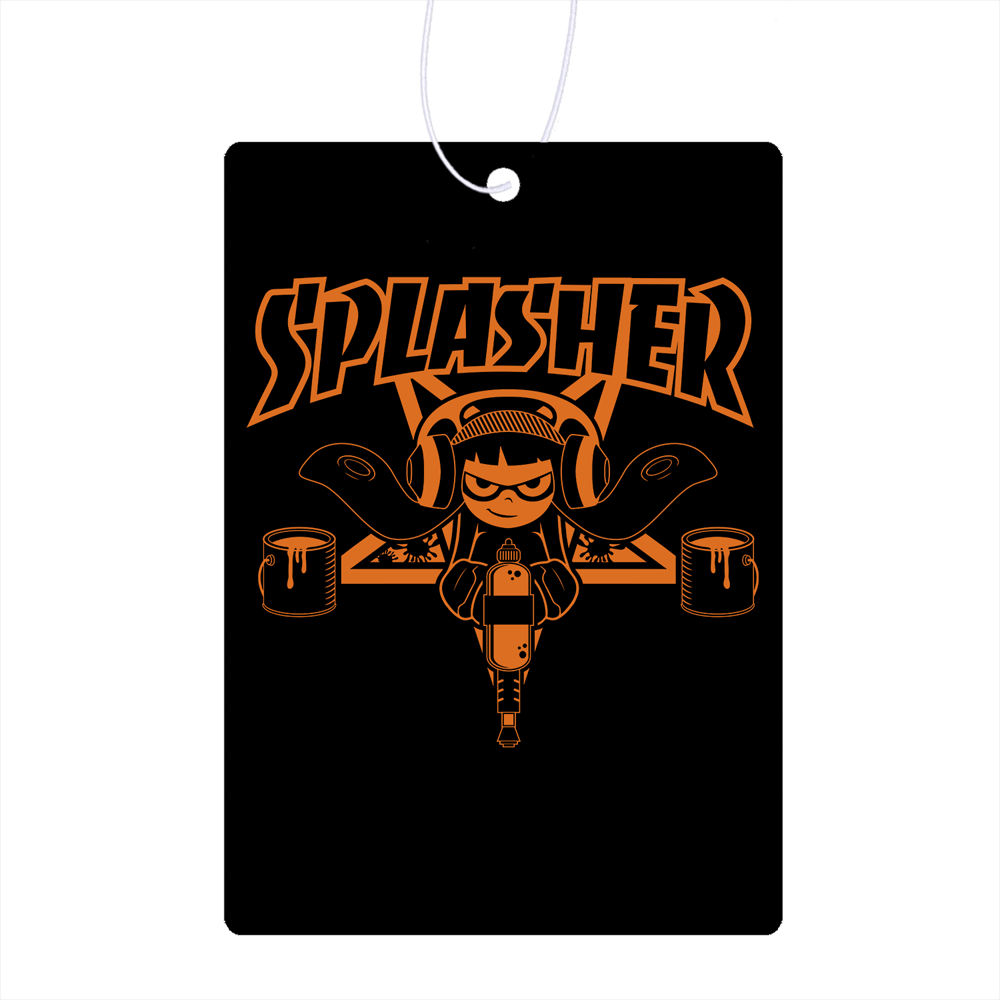 Splasher Air Freshener
