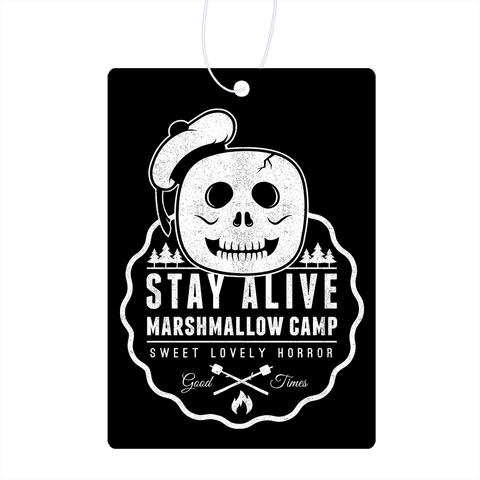 Stay Alive Air Freshener