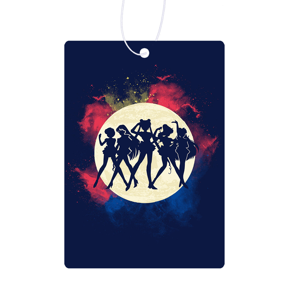 Sailor Moon Team Space Air Freshener