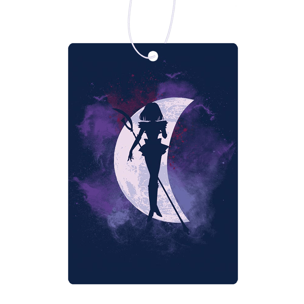 Sailor Saturn Space Air Freshener