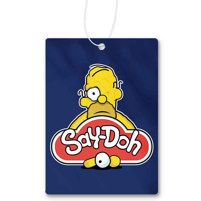 The Simpsons Air Fresheners
