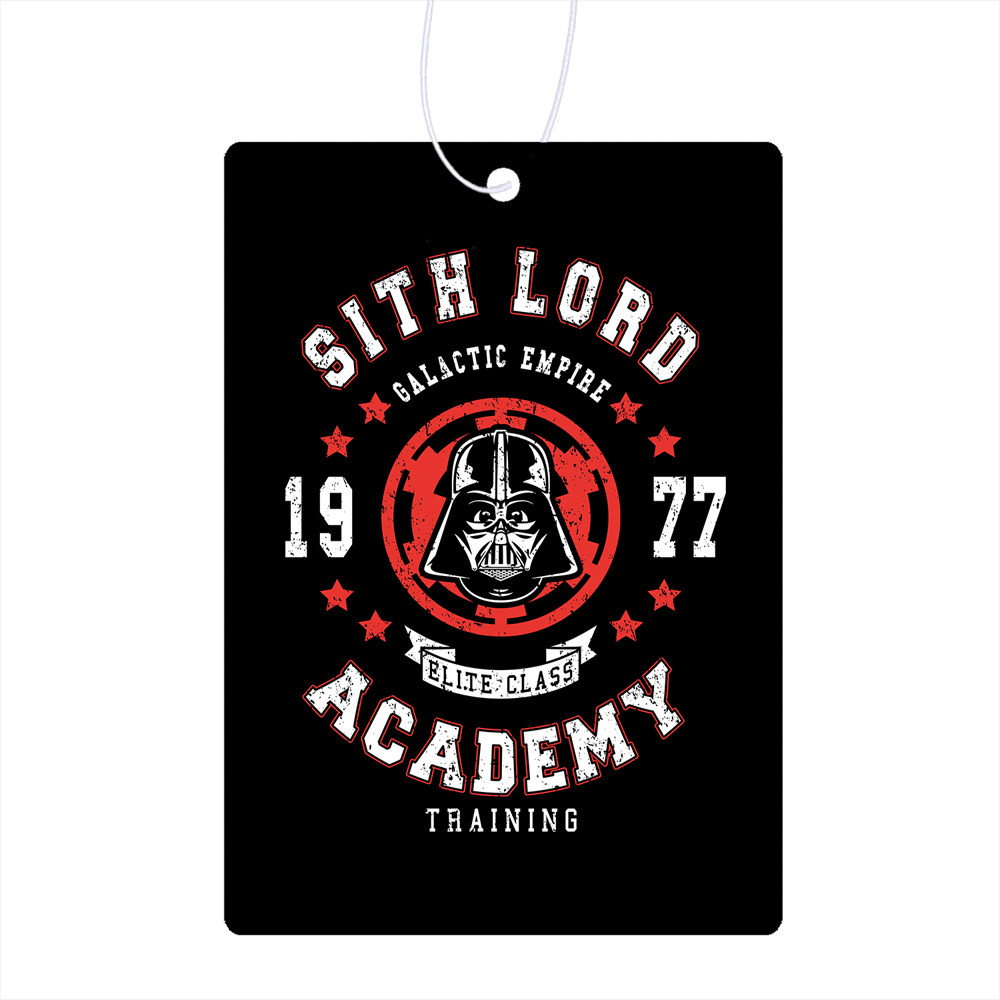 Sith Lord Academy Air Freshener