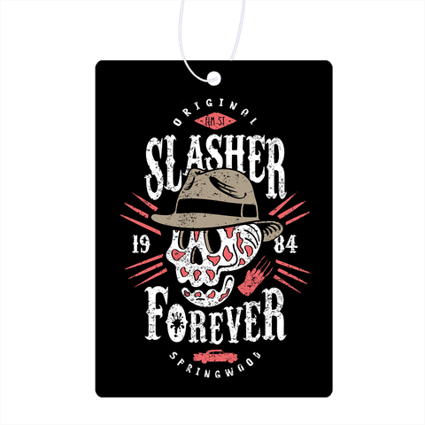 Slasher Forever Air Freshener