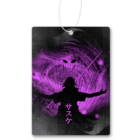Space Ninja Uchiha Air Freshener