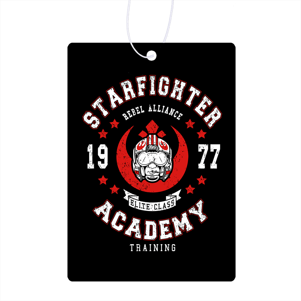 Starfighter Academy 1977 Air Freshener