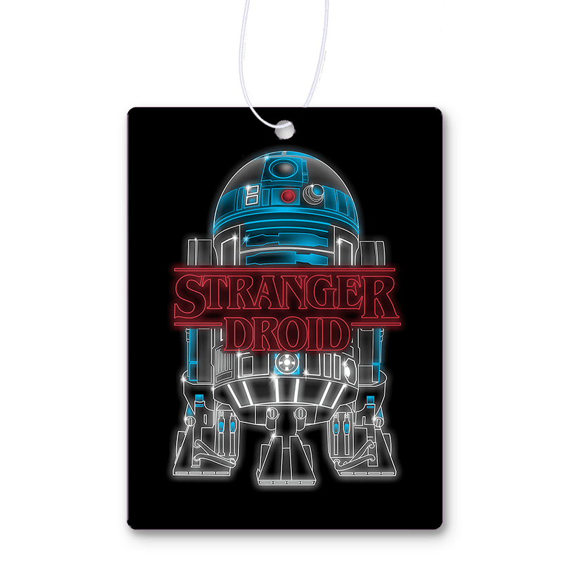 Stranger Droid Air Freshener