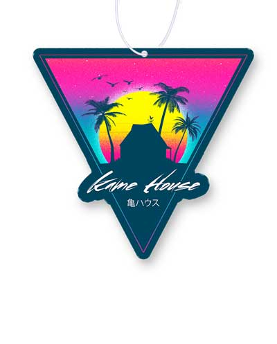 Sunset Kame House Air Freshener