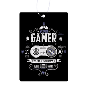 Super Gamer Air Freshener