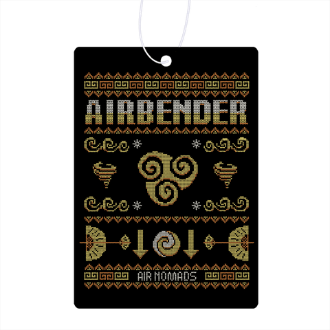 Sweater Of Airbending Air Freshener