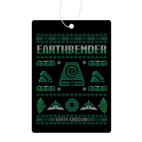 Sweater Of Earthbending Air Freshener