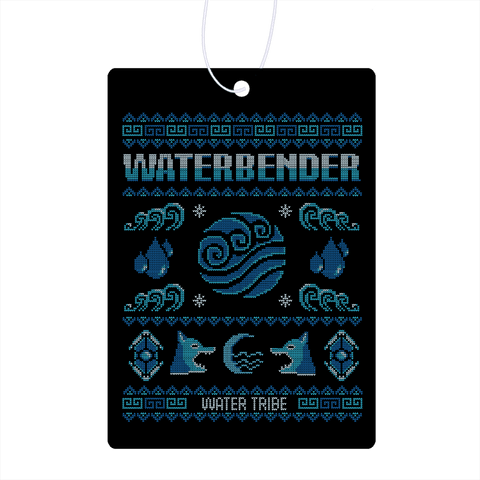Sweater Of Waterbending Air Freshener