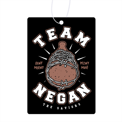 Team Negan Air Freshener