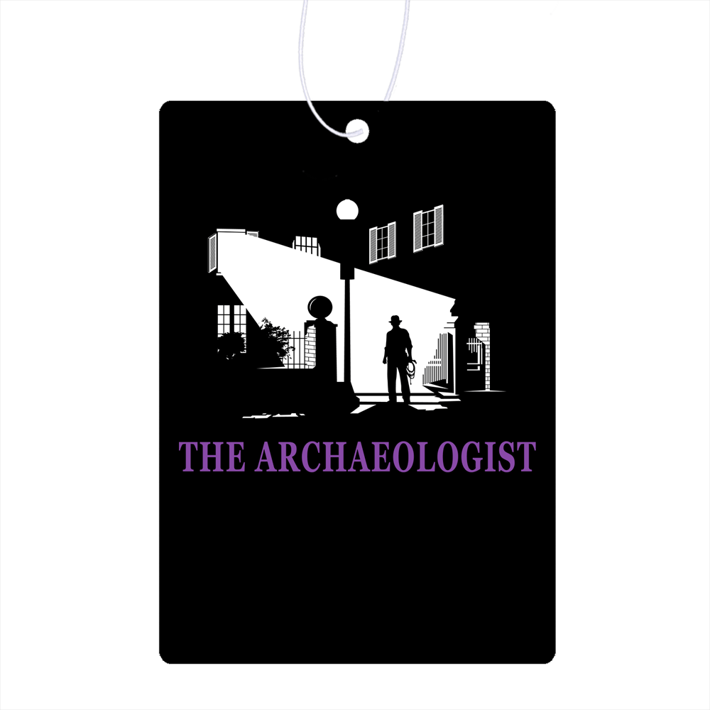 The Archaeologist Air Freshener