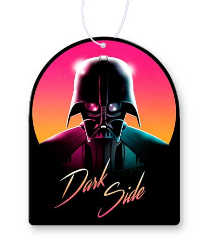 Dark Side Air Freshener