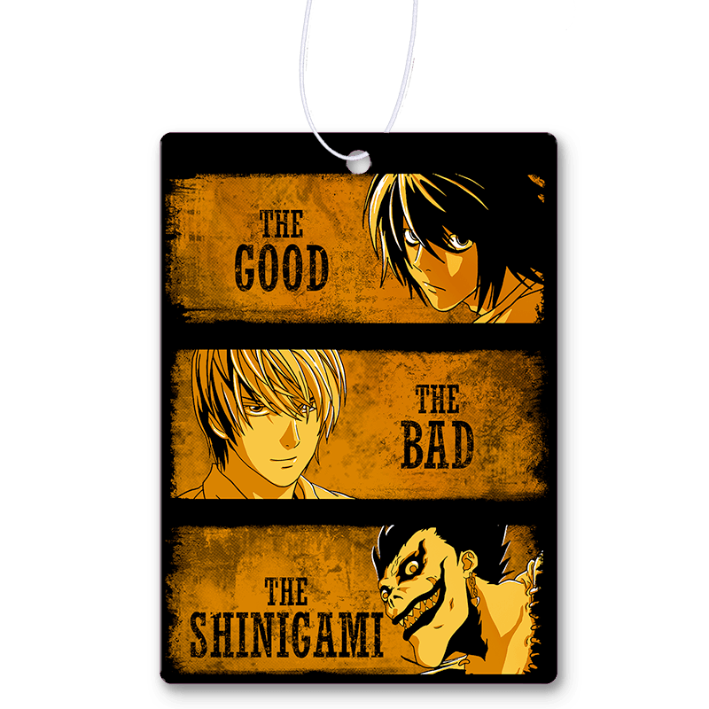 The Good The Bad And The Shinigami Air Freshener