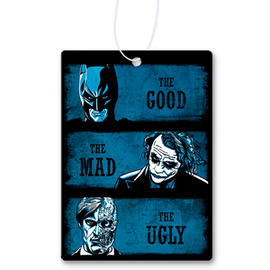 The Good The Mad And The Ugly Air Freshener