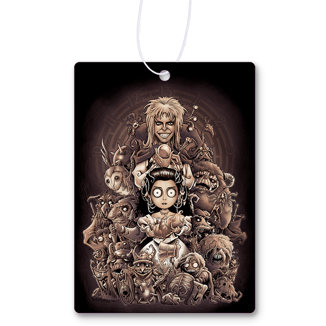 Labyrinth Air Freshener