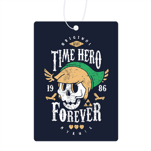 Time Hero Forever Air Freshener
