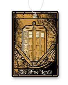 The Time Lords Air Freshener
