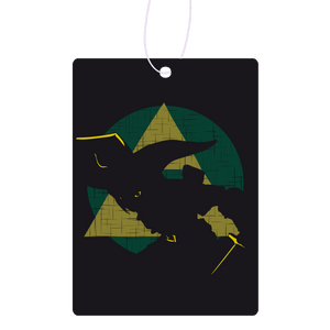 Triforce Air Freshener