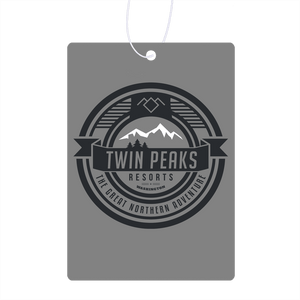 Twin Peaks Resorts Air Freshener