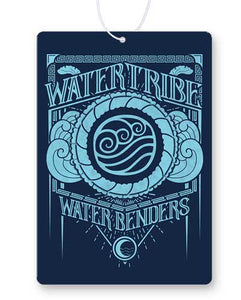 Water Tribe Air Freshener