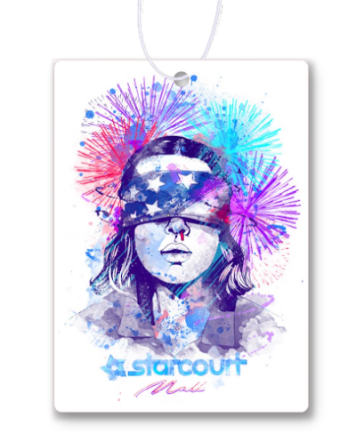 Eleven Watercolor Air Freshener