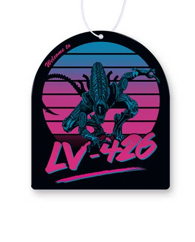 Welcome To LV-426 Air Freshener