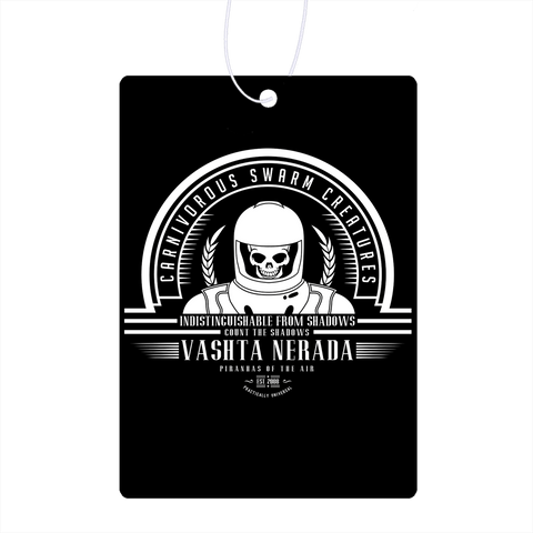 Who Villains Vashta Nerada Air Freshener