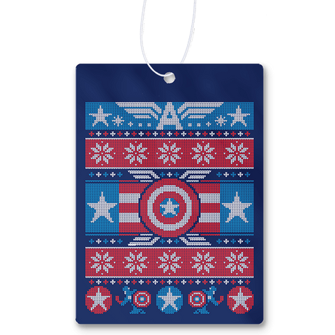 Winter Soldier Air Freshener