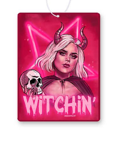 Witchin Sabrina Air Freshener