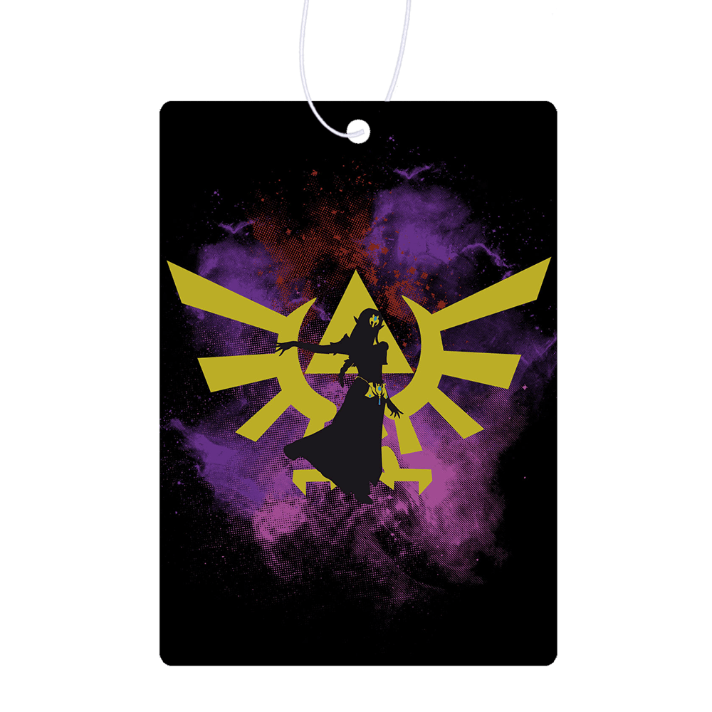 Zelda Space Air Freshener