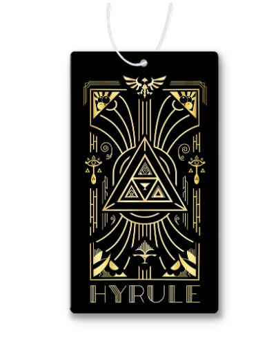 Deco Hyrule Air Freshener