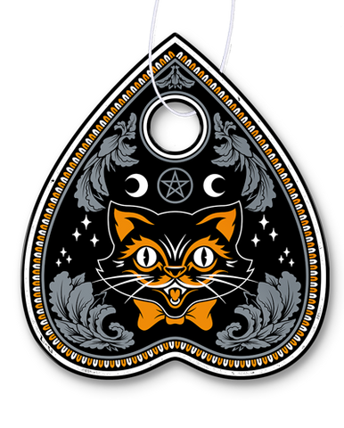 Cat Planchette Air Freshener