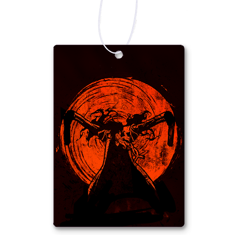 Red Sun Vamp Air Freshener