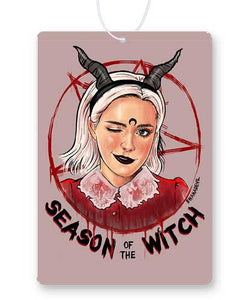 Sabrina Season of The Witch Air Freshener